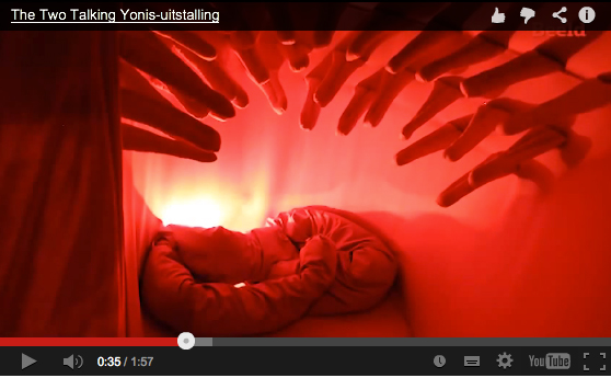 yoni-massage in einem yoni-raum ?